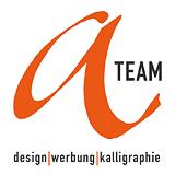 Ateam design | werbung | kalligraphie